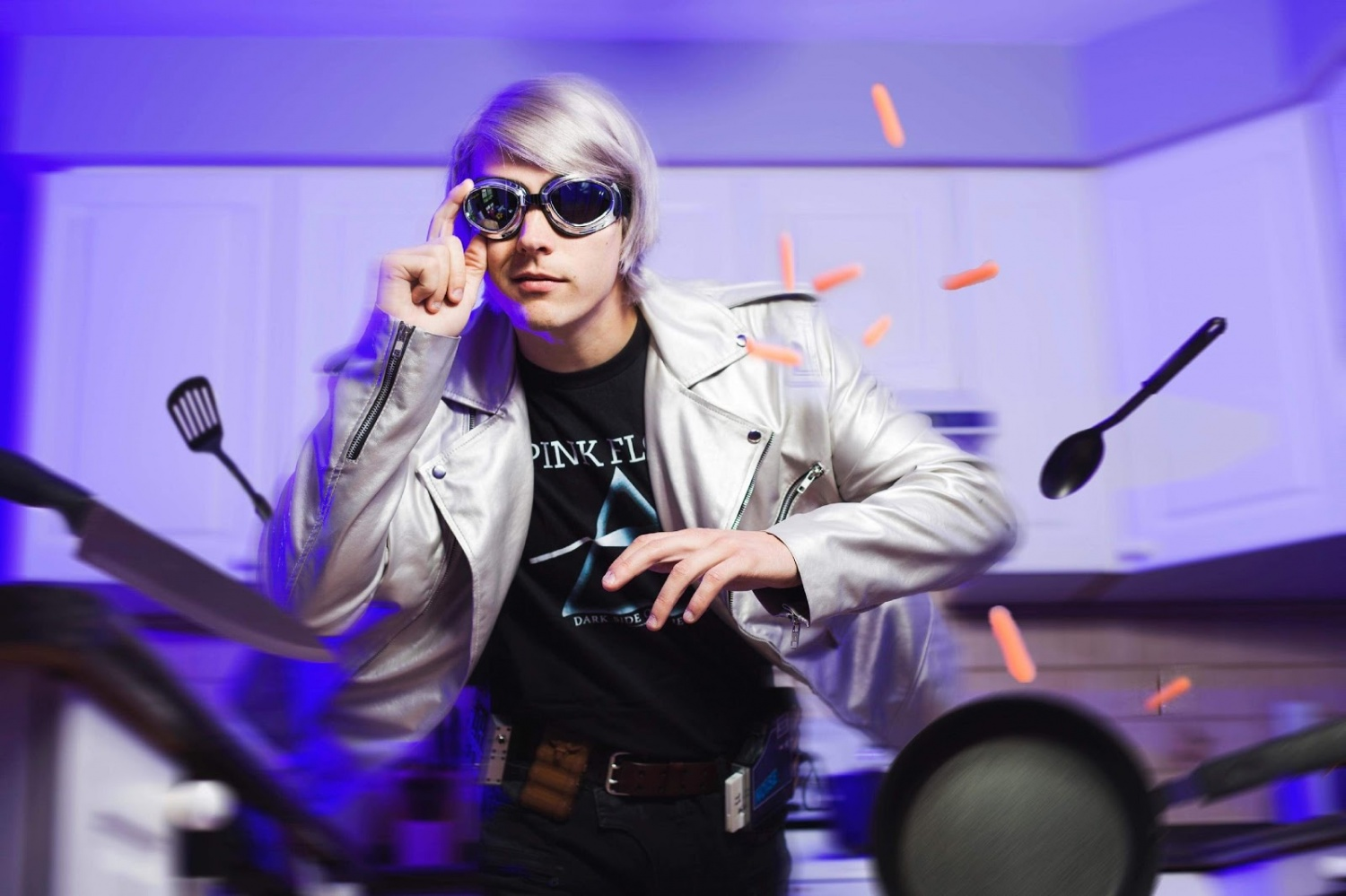 Cosplay and Streaming: What Wes Johnson Has Learned From Smosh And His Solo Career