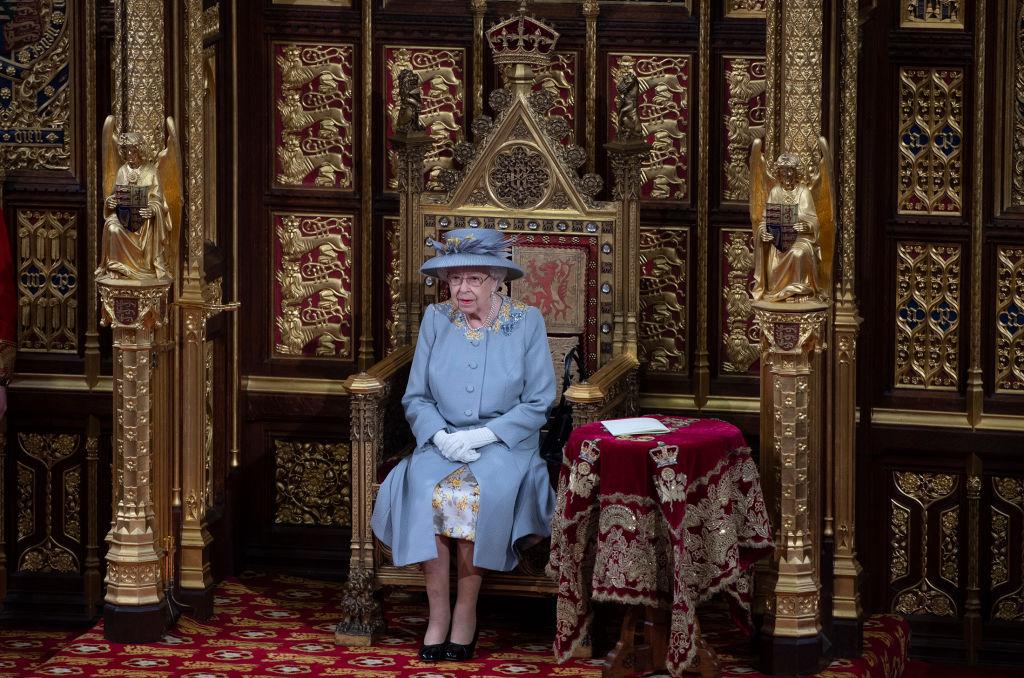 Queen Elizabeth II dead