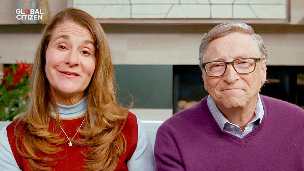 Bill Gates, Melinda French Gates