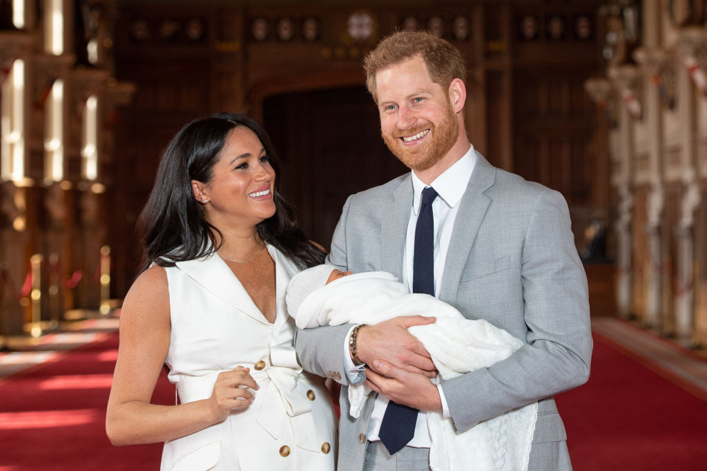 """""""It Makes Me Really Sad,"""" Prince Harry Shares The Moment Archie Harrison Utters First Words."""