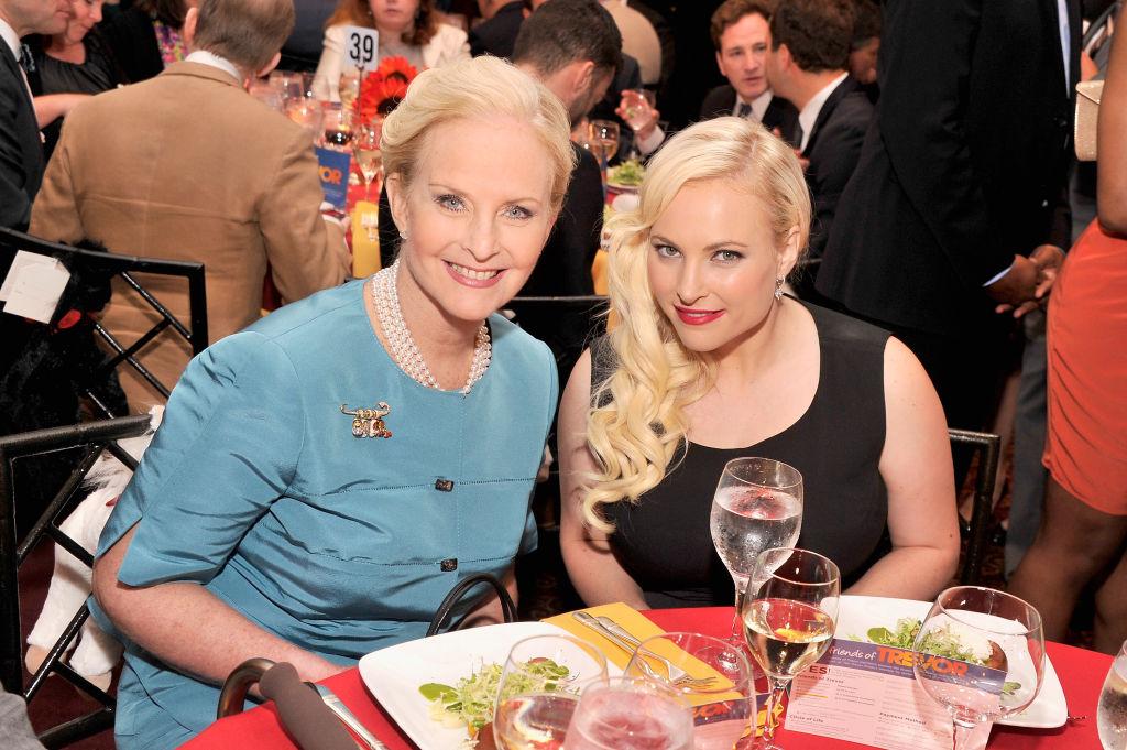 Cindy McCain, Meghan McCain