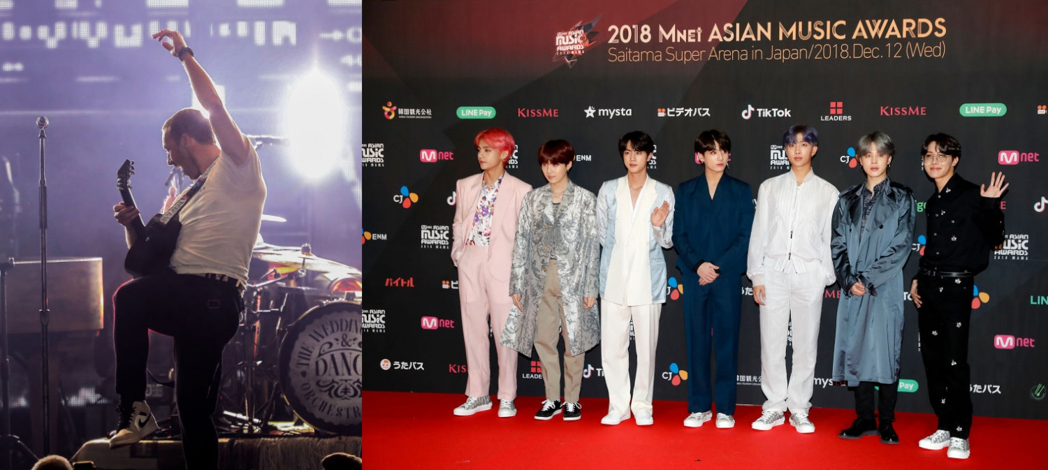 ARMYs Go Wild As They Found BTS Featuring In Coldplay's 2021 Album, New Song Not Confirmed