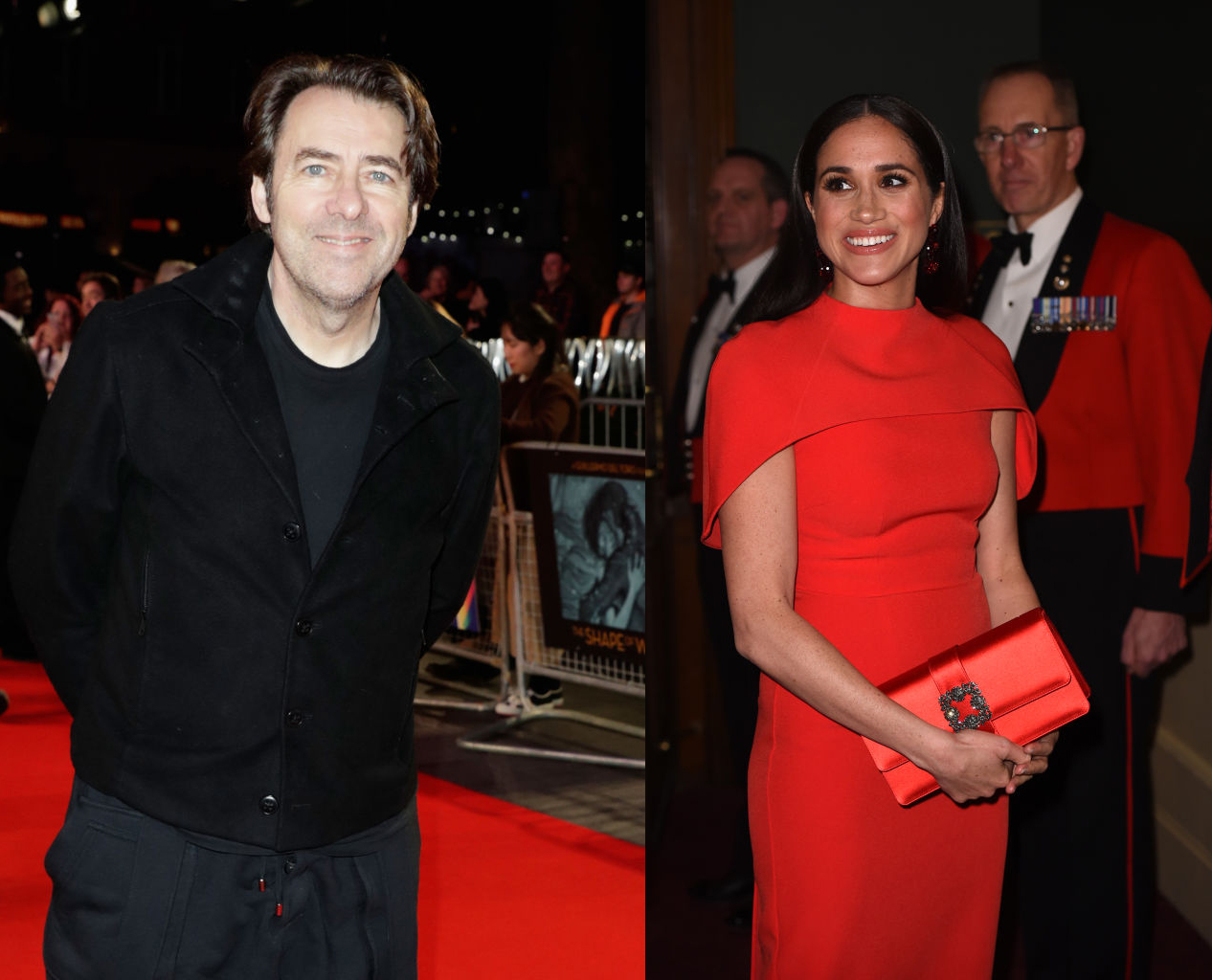 Masked Dancer Judge Jonathan Ross Calls Out Megan Markle To Join the Show