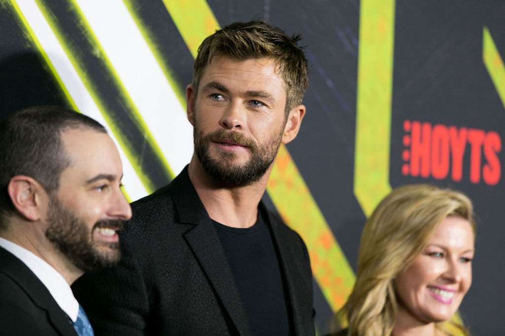 Chris Hemsworth Announces Wrap of 'Thor: Love and Thunder,' But Fans' Attention Got Caught Elsewhere