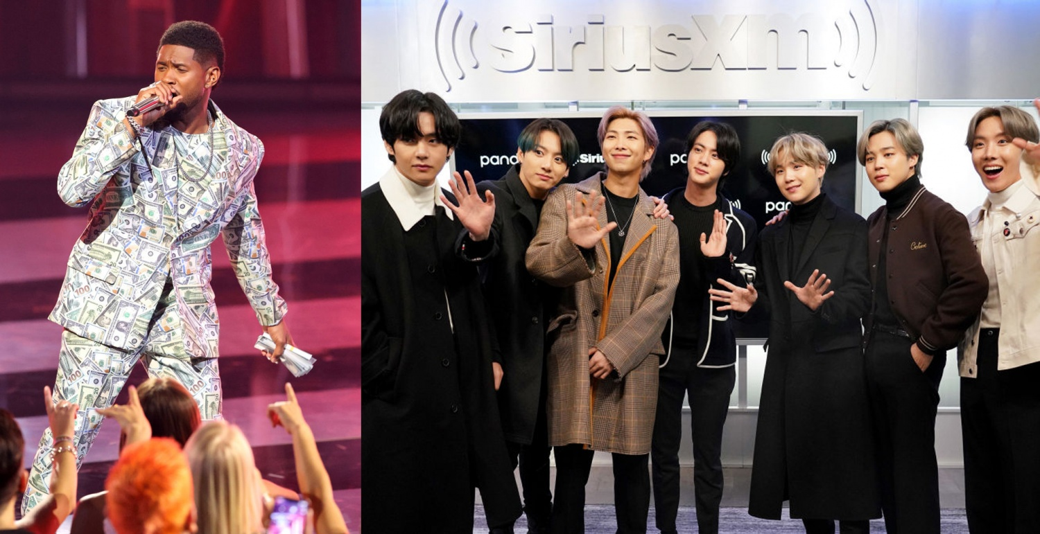 Usher 'Butter' Challenge: Singer and BTS Paying Homage Back and Forth Had Fans In Awe