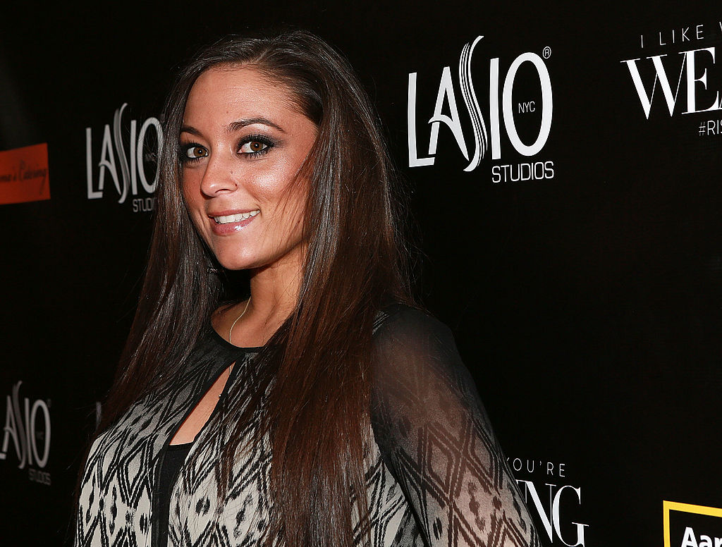 'Jersey Shore' Sammi Giancola Unfollows Fiance on Instagram, Is It Really Over?