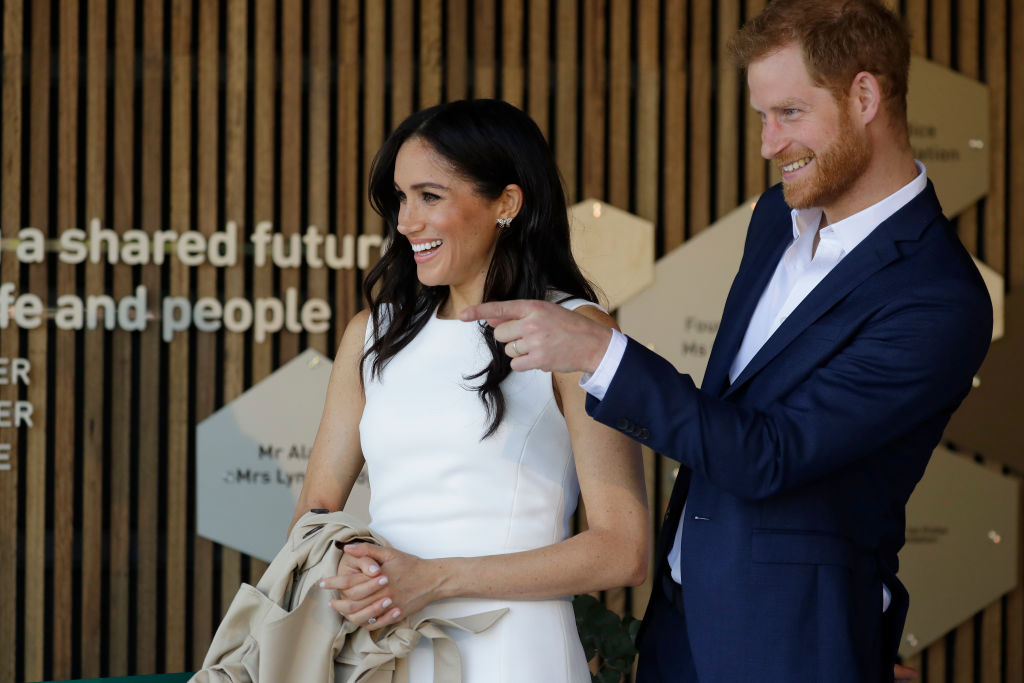 """Meghan Markle and Baby Lili """"Healthy and Well"""" As Heavily Kept Secret is Successfully Kept Underwraps"""