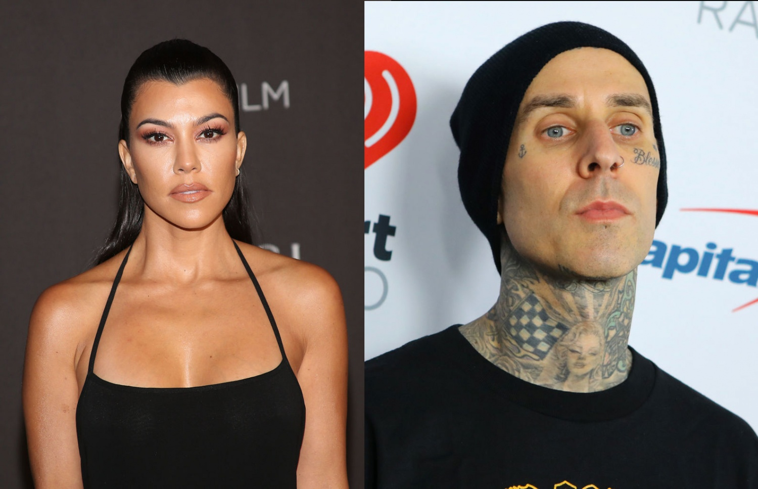 Kourtney Kardashian And Travis Barker PDA Reaches New Level As Couple Posts A Picture of Drummer's Blood
