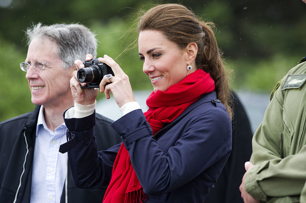 Prince William's Wife, Kate Middleton In Talks Of Her Children Pleading To 'Stop Taking Photographs'