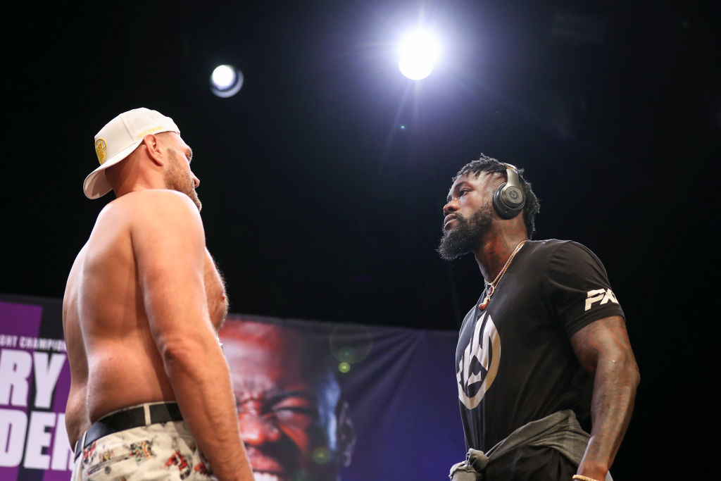 Tyson Fury Meets Deontay Wilder Once Again After Heated Cheating Accusations: What Actually Happened?