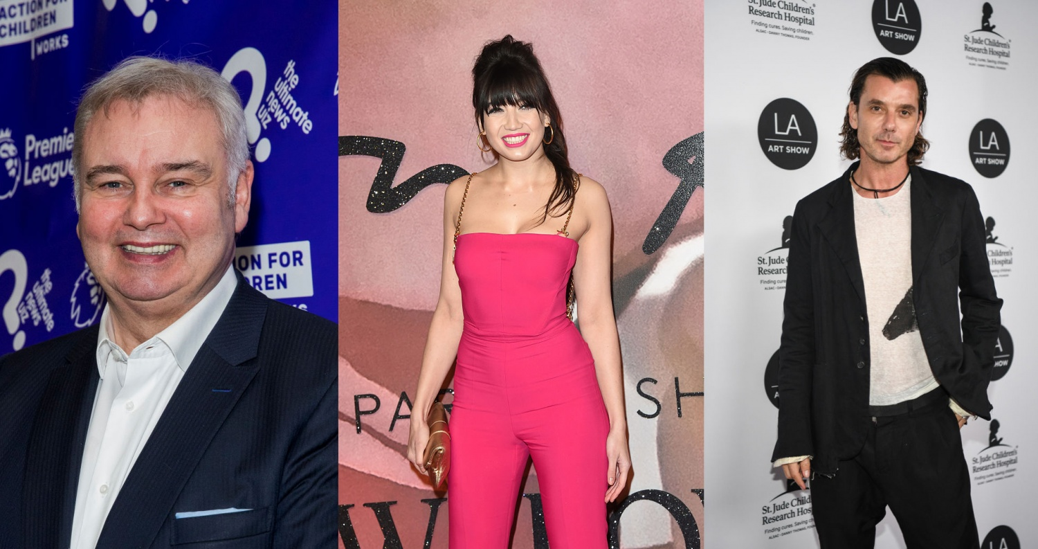Eamonn Holmes Suffers From Embarrassing Mistake As He Did THIS To Daisy Lowe's dad Gavin Rossdale