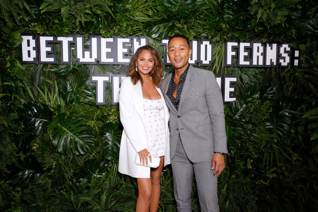John Legend Celebrates Chaotic Father's Day With Teary Wife Chrissy Teigen Despite Bullying Commotions