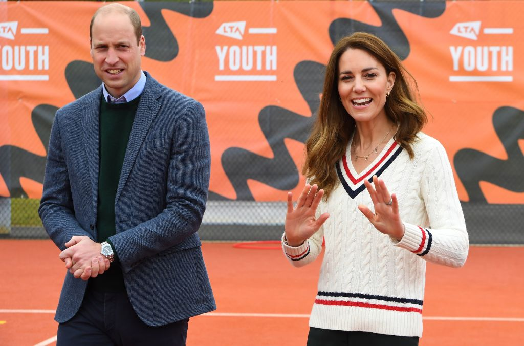 """Prince William and Kate Middleton Travels To America After Plans To """"Make Peace"""" With Brother Prince Harry"""