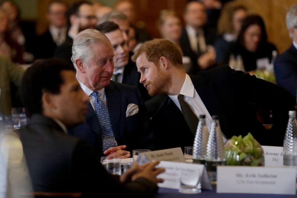 Prince Charles, Prince Harry