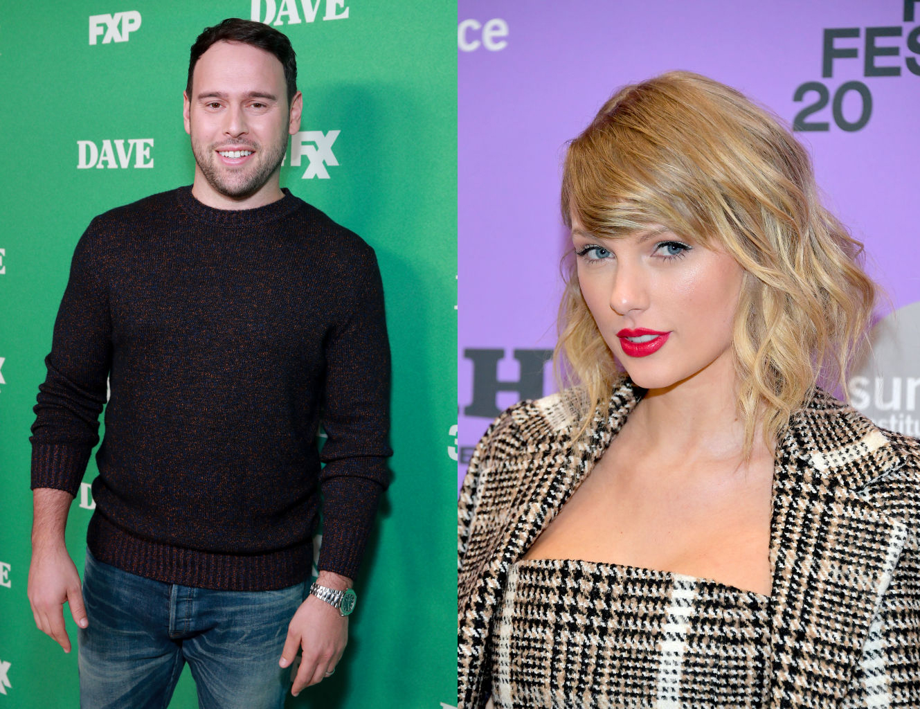 Scooter Braun Admits Full Mistake On Claiming Taylor Swift's Master Rights, Fans Mock Music Mogul's Statement Online