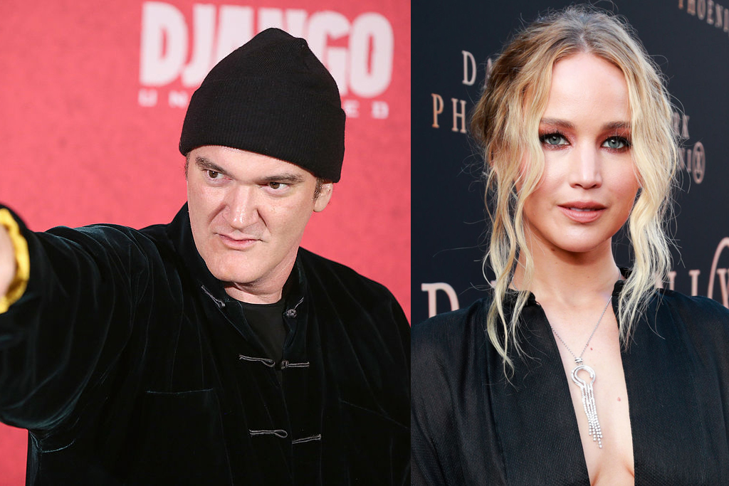 Quentin Tarantino Almost Got Jennifer Lawrence for THIS Role in 'Once Upon a Time in Hollywood' But Things Didn't Worked Out
