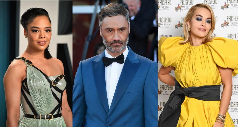 Taika Waititi Speaks On The Viral 'Threesome' Photos With Rita Ora And Tessa Thompson in Australia