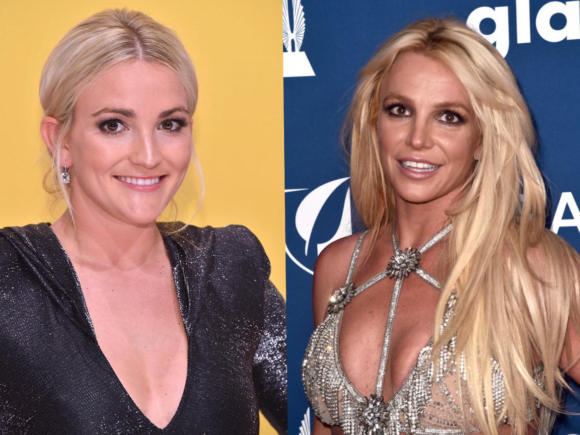 Jamie Lynn, Britney Spears