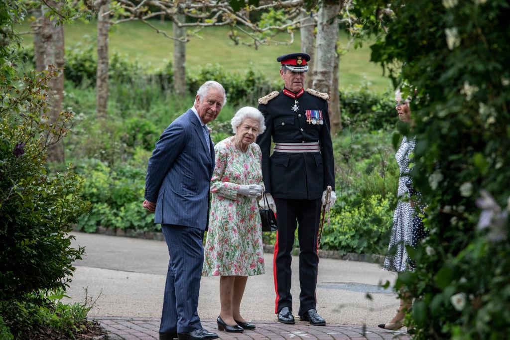 Prince Charles, Queen Elizabeth II