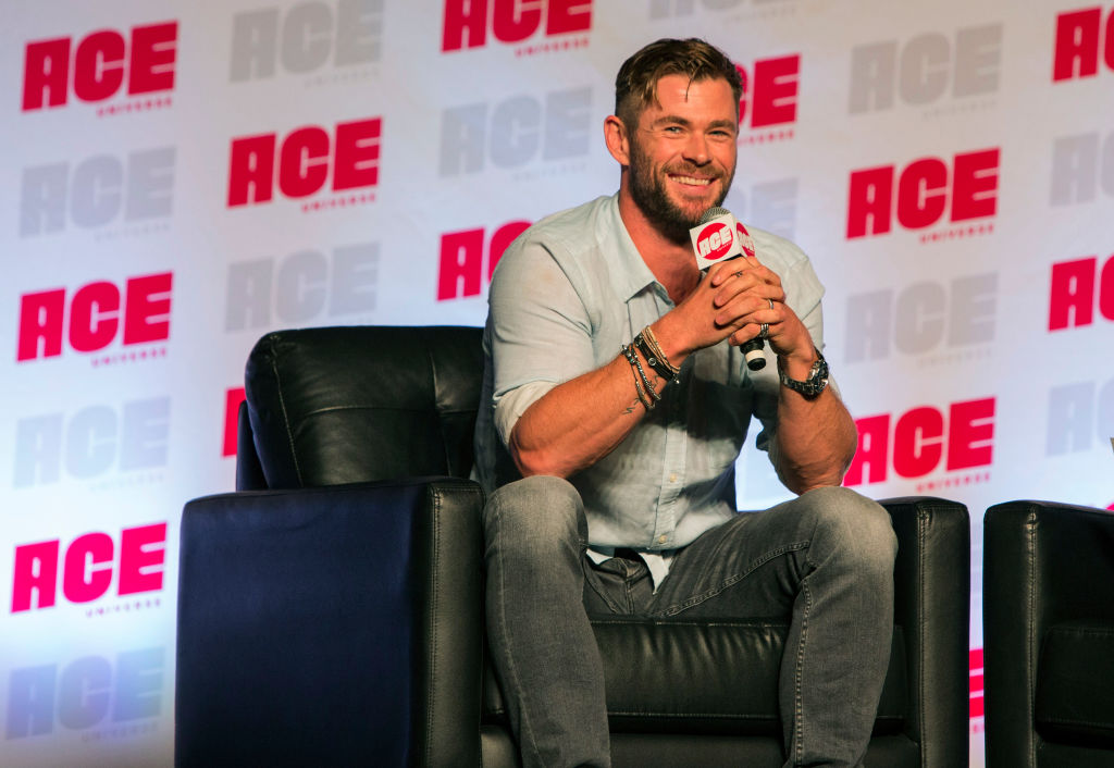Chris Hemsworth Returns To Australia For THIS Reason After Shooting 'Thor: Love and Thunder'