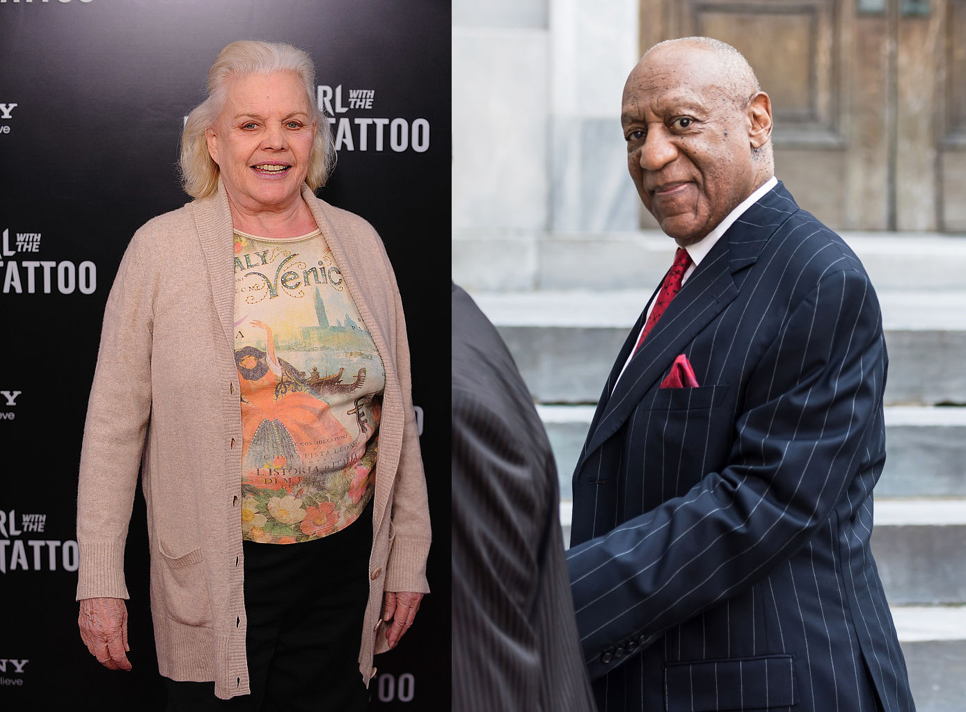 """Carroll Baker Calls Bill Cosby """"Very Sexy,"""" Putting Blame on Victims for Actors' Jail TIme"""