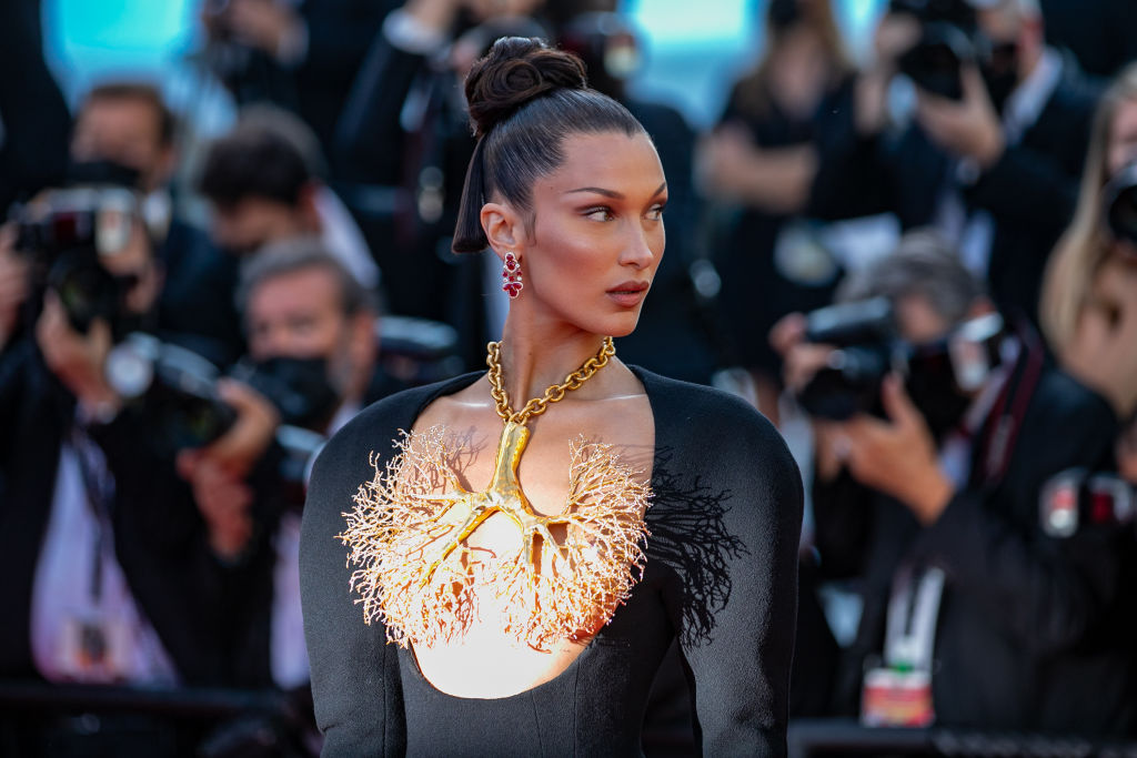 Bella Hadid Wears Front-LESS Gown on Cannes Red Carpet, Model's Stunning Look Wows Fans With Incredible Dress
