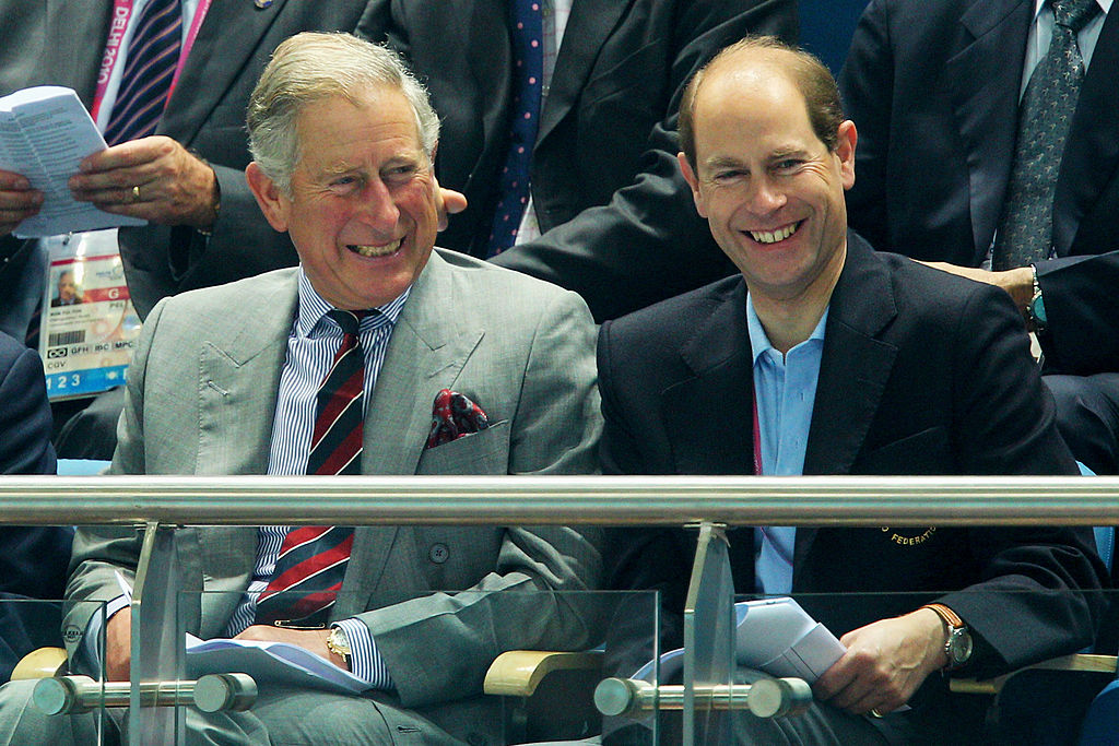 What Made Prince Charles Give This Royal Title From Prince Philip To This Family Member?
