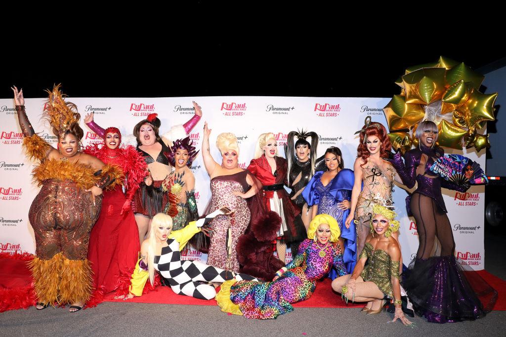 RuPaul's Drag Race All Stars 6 Cast