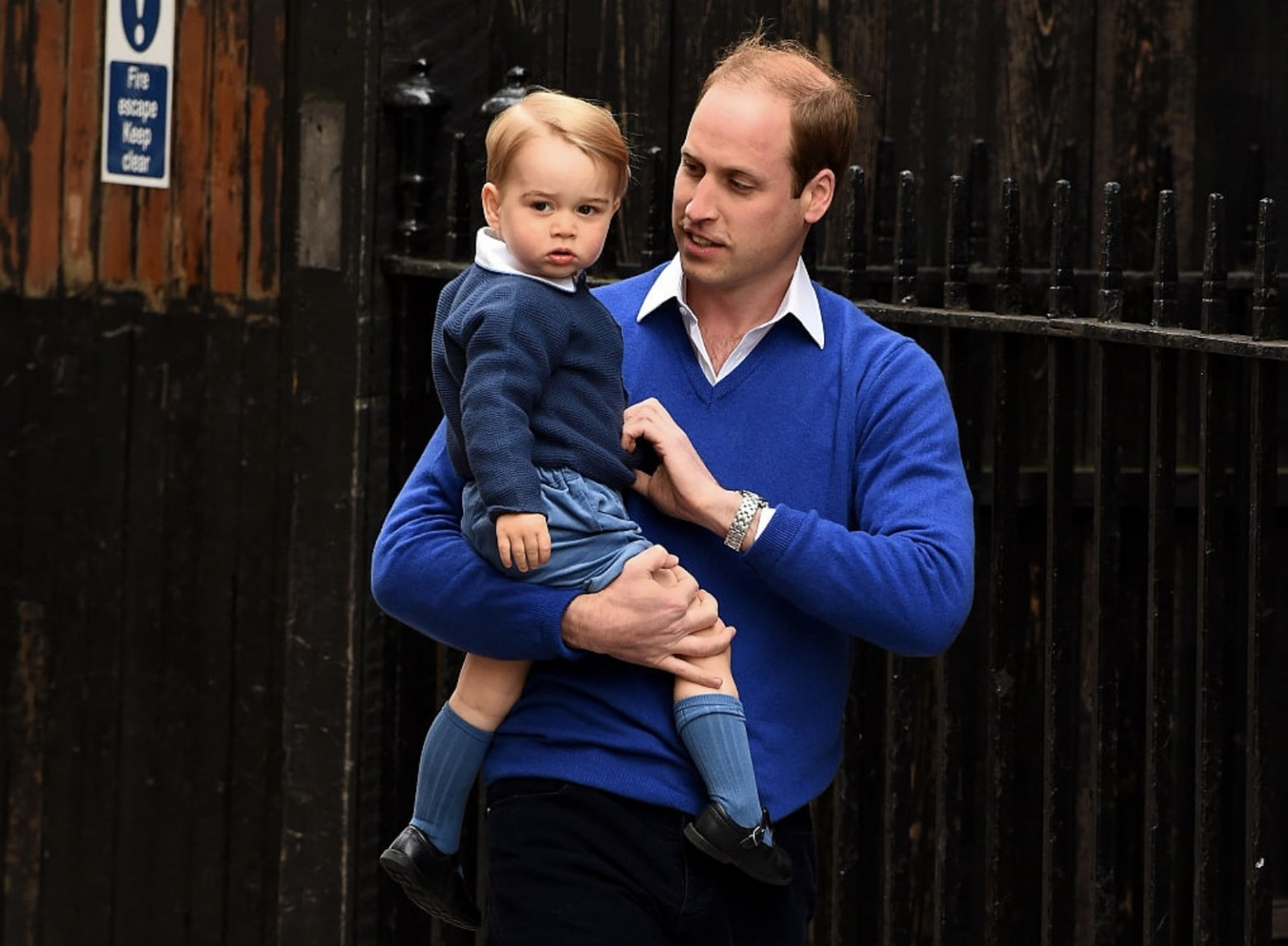 Prince George To 'Break Royal Traditions' After Prince William And Kate Look For Houses