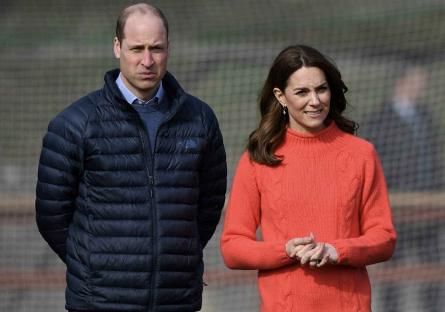Is The Royal Family Worried About Kate Middleton Getting 'Skinny'?