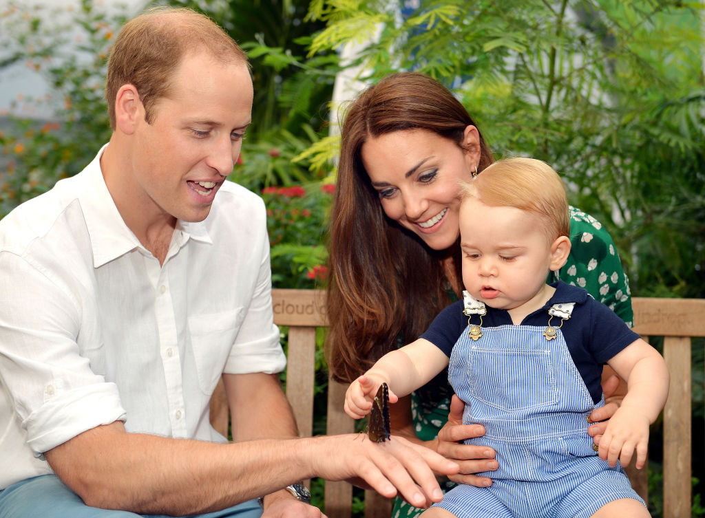 Princess Diana's Birthday Tradition Has Prince William Handmake 'Impossible Gifts' for Prince George