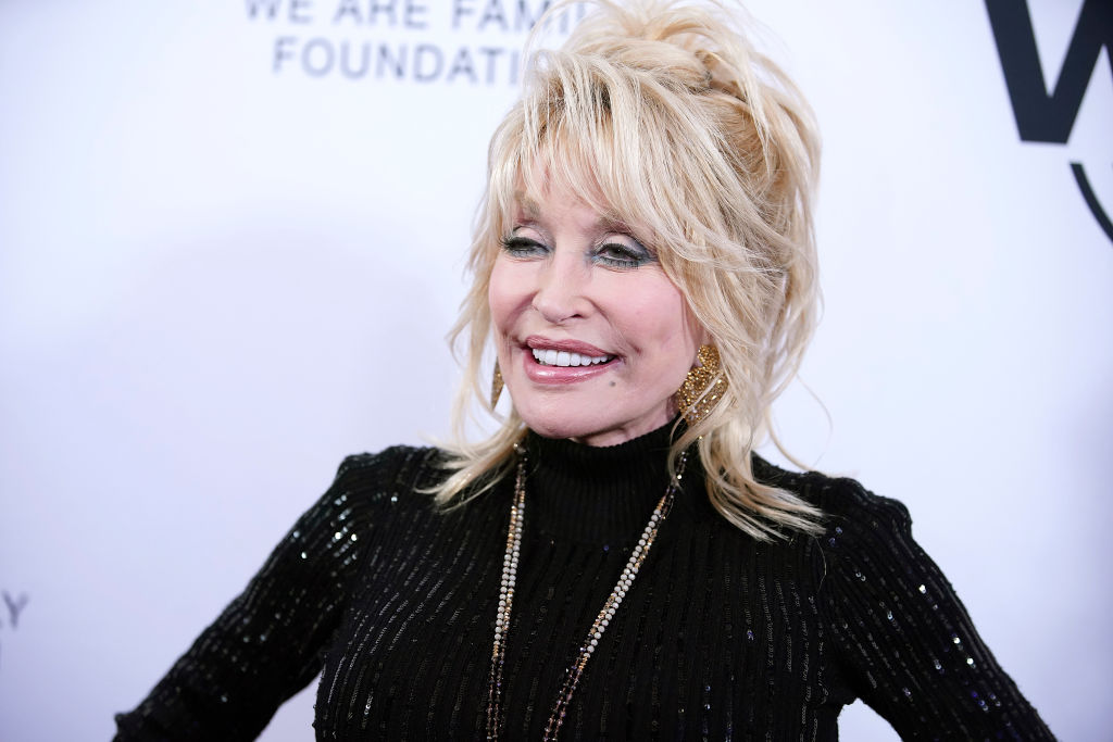 Dolly Parton Keeps it Spicy With Playboy Themed Birthday for Husband