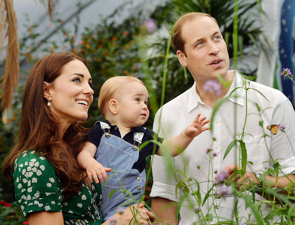 Kate Middleton Effortly Does This Cute Royal Tradition To Her Children Upcoming Prince George's Birthday