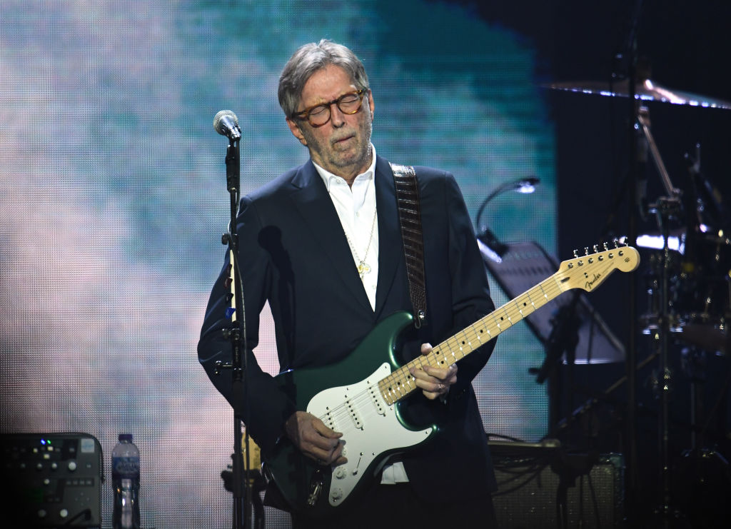 Eric Clapton Threatens Fans To Cancel His Concert If Venues Have THIS Requirement
