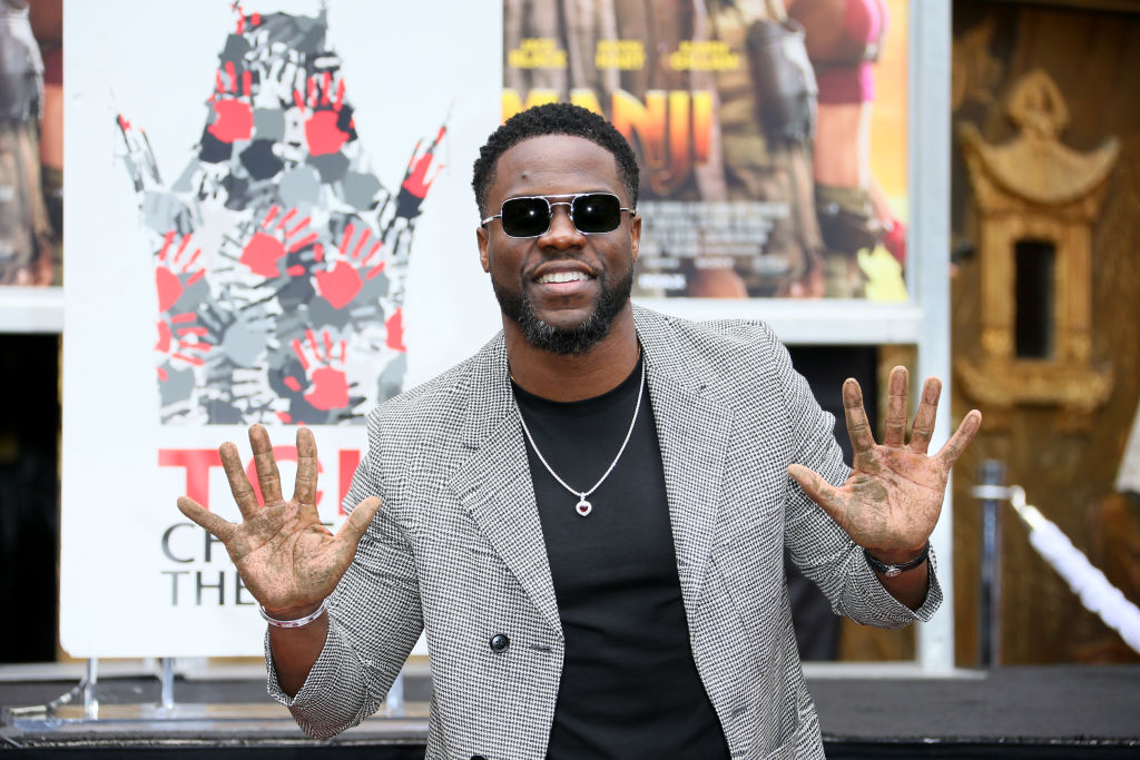 Kevin Hart Follows As One Of The A-List Celebrities That Turned Down An Offer To Space [FULL STORY]