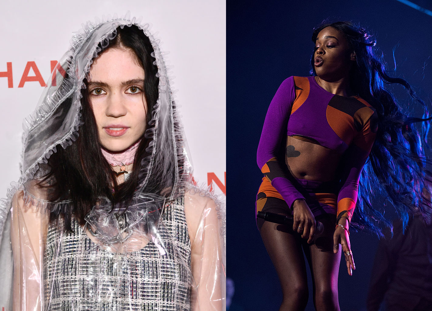 Grimes Reveals Her New Song Relates To Azalea Banks For Ruining Her Life, Rapper's Response Unveiled