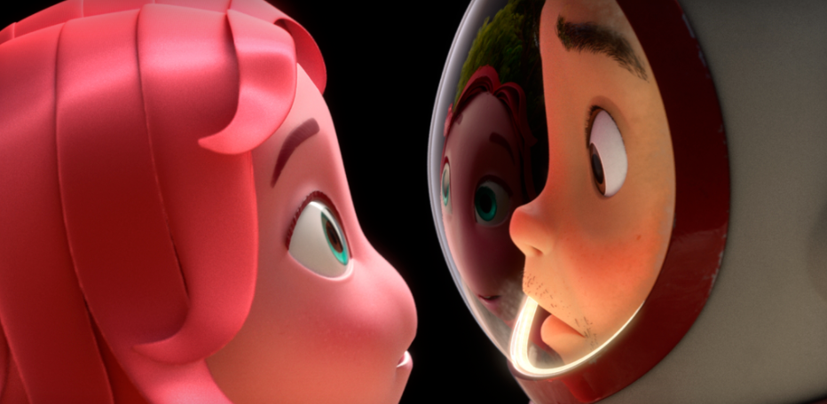 """New Animated Short  From Skydance Animation and Executive Producer John Lasseter Will Leave You """"Blushing"""""""