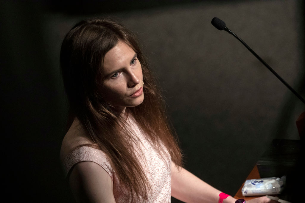 Amanda Knox Speaks Up Against Movie 'Stillwater' Harmfully Using Her Name, Director Tom McCarthy Admits Without Permission