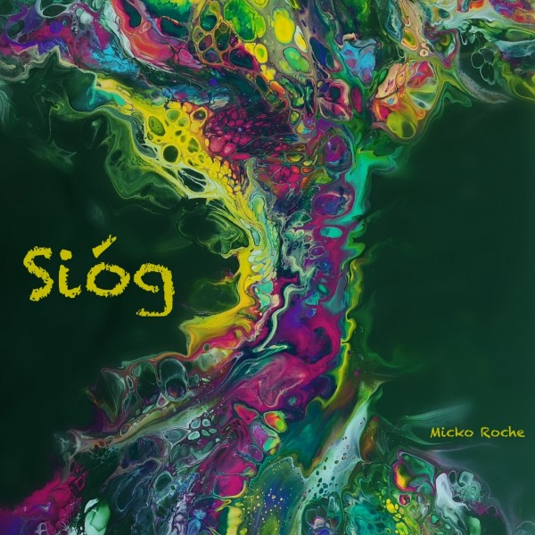 Cover Art for Siog by Micko Roche