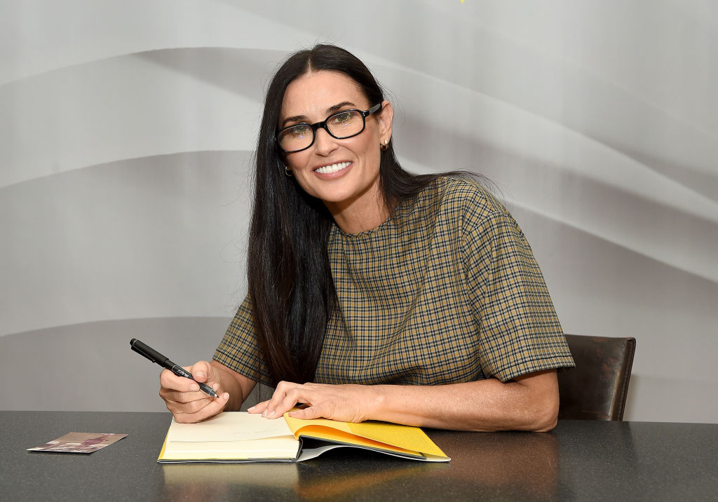 Demi Moore Suffers From Body Image Issues After Extreme Diets For Movies?