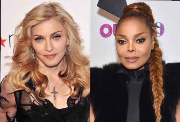 Madonna, Janet Jackson