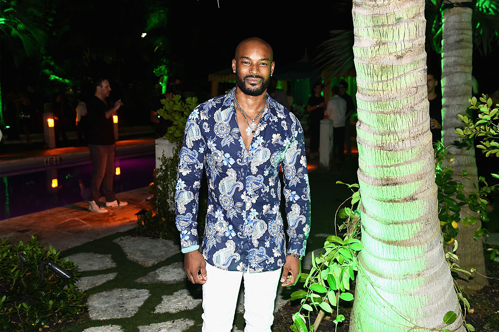 Tyson Beckford Still Has Ongoing Feud with The Kardashians? Model Name Drops Kim Calling Her a 'Dumbass'