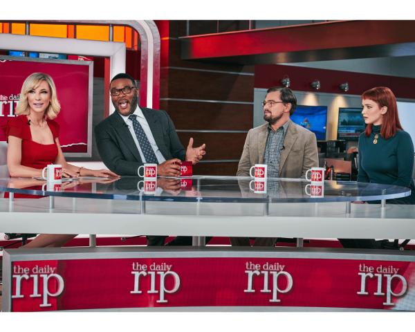 Tyler Perry, Cate Blanchett, Leonardo DiCaprio, Jennifer Lawrence