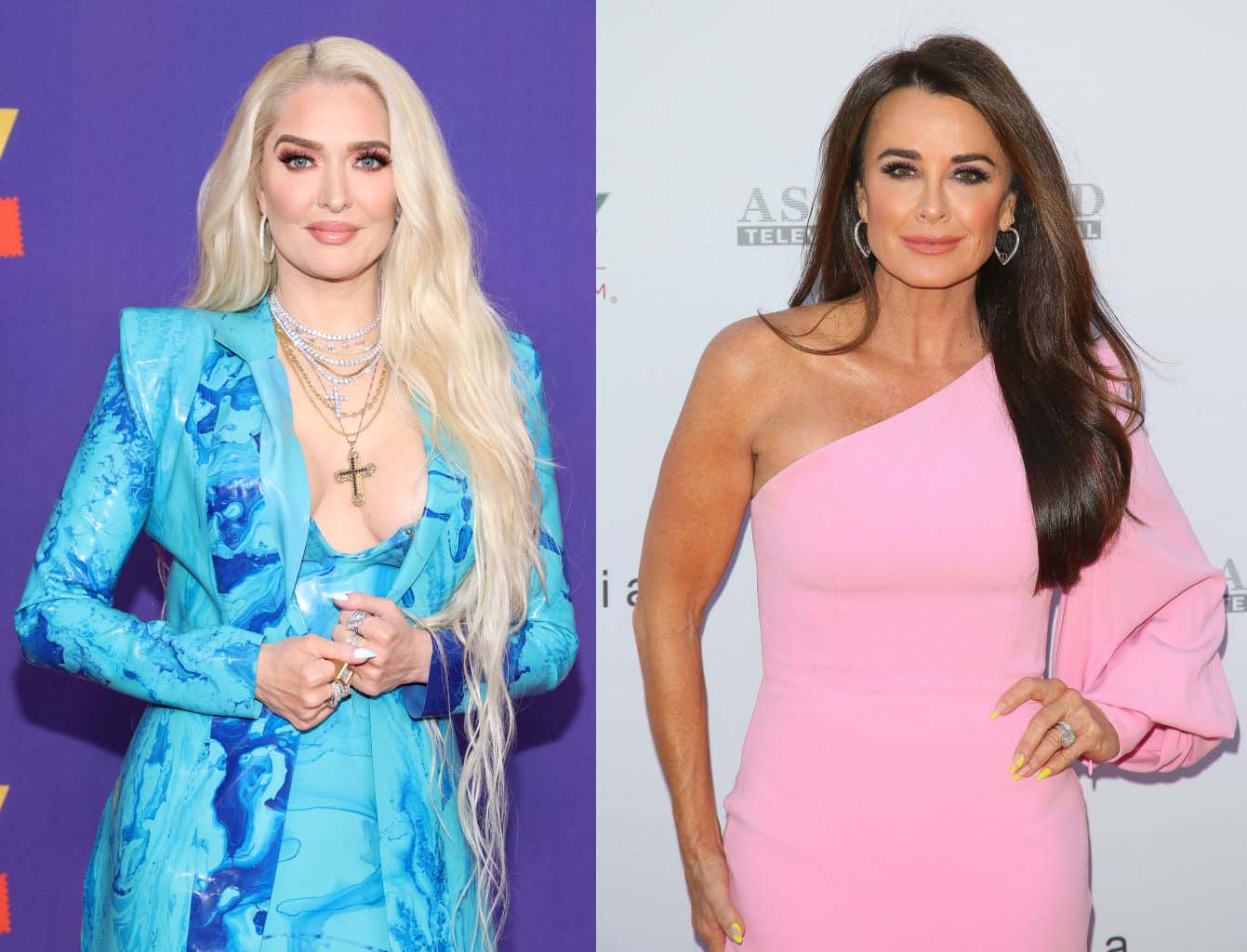 'RHOBH' Erika Jayne 'Looking Forward' To Face Off Kyle Richards After Shocking Backstabbing Situation In Their Reunion