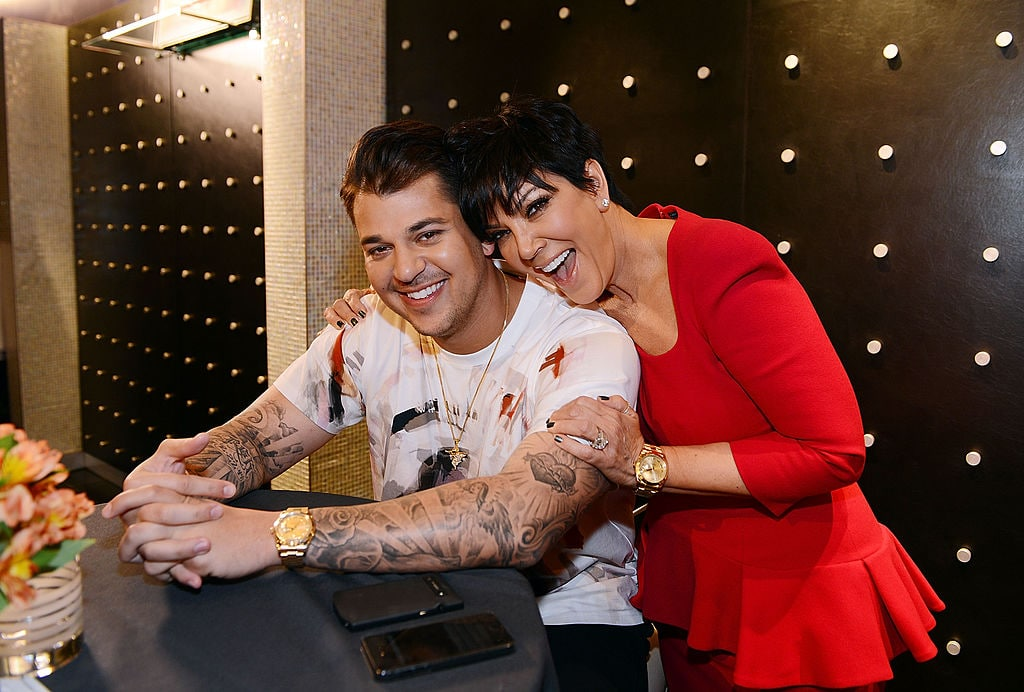Kris Jenner Tired of Rob Kardashian Draining All Her Money, Forces Son to Get A Job? [Report]