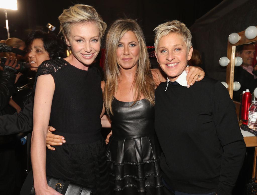 Portia de Rossi Jealous Over A-List Star Going In-Between Them With Ellen DeGeneres?
