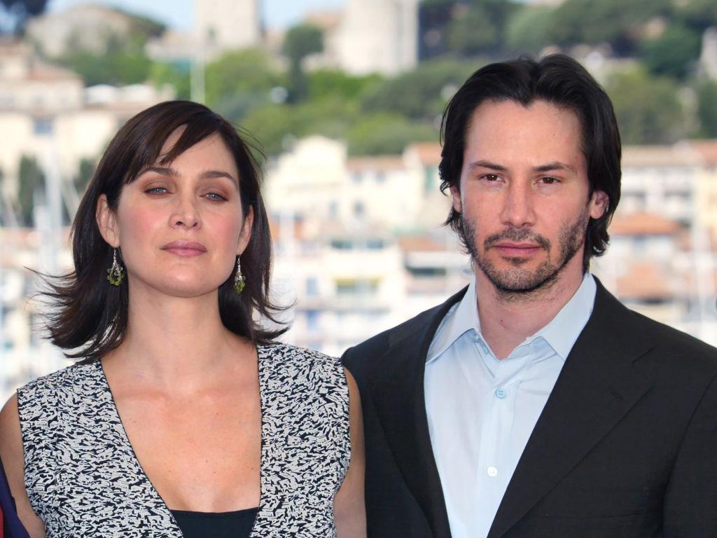 Keanu Reeves, Carrie-Anne Moss