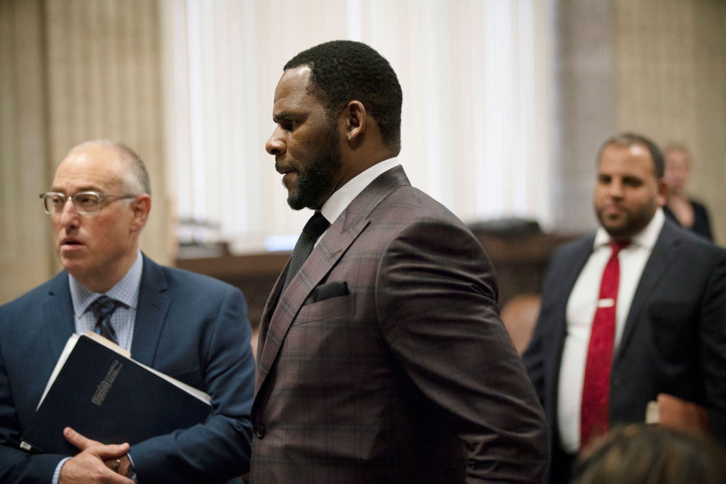 Video Evidence of R Kelly Threatening Victims Presented In Court, Updates On Producer's Sex Trafficking Trial Revealed