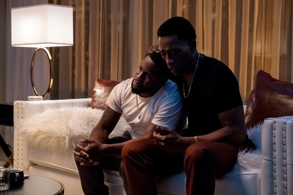 Wesley Snipes and Kevin Hart True Story