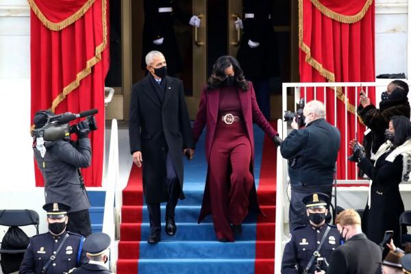 Michelle Obama in Joe Biden's Inauguration